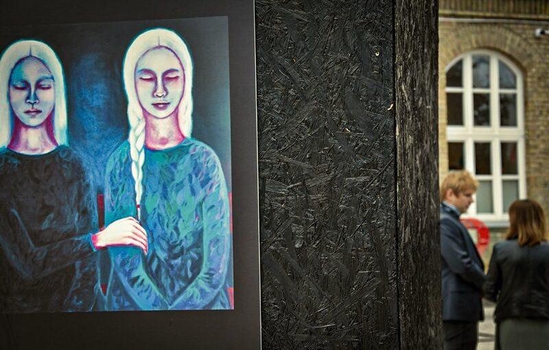 Otwarcie wystawy Darii Ostrowskiej, czyli początek Jarmarku Dominikańskiego – relacja